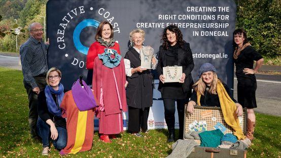 Philadelphia Showcase for Donegal Designer-makers