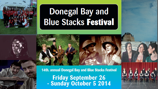 14th. Donegal Bay and Blue Stacks Festival
