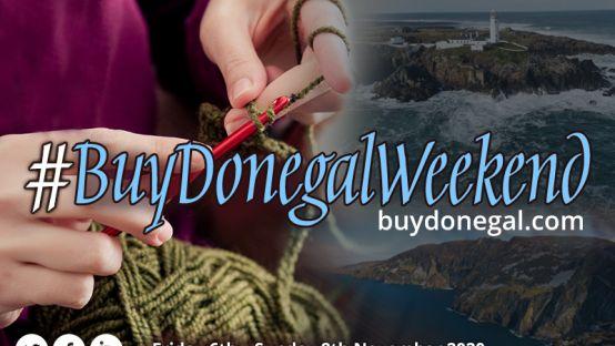 Introducing #BuyDonegalWeekend