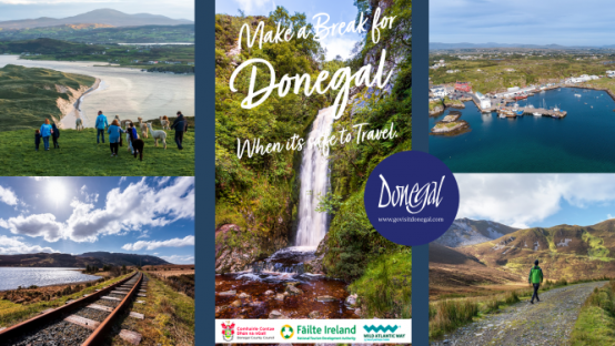 Make A Break For Donegal When It's Safe To Do So!