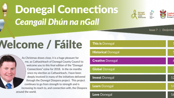 Donegal Connections Magazine - Issue 7