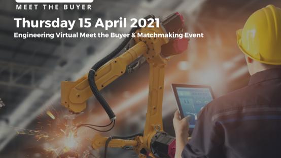 """EENGINEX, the engineering """"Meet the Buyer"""" event"""