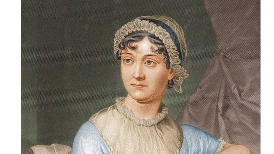 photo of Jane Austen
