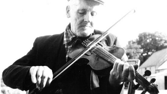 Black and White image of John Doherty