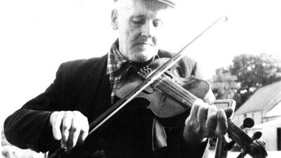 Black and White image of John Doherty