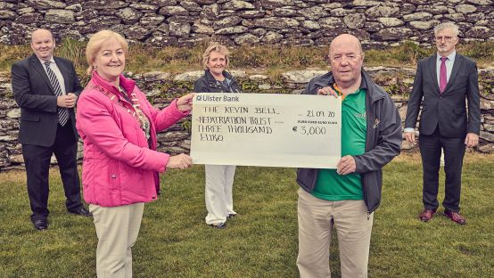 Donegal Connect Raises €3,000 for Kevin Bell Repatriation Trust