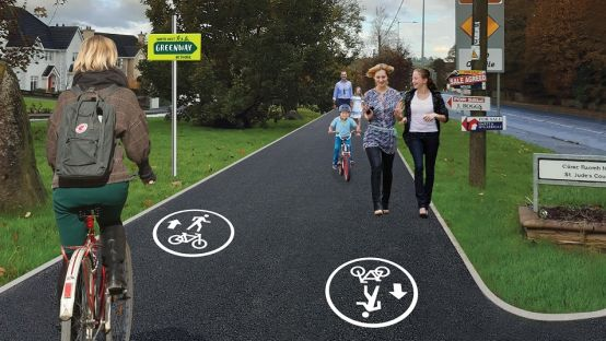 Greenway project in Donegal continues to grow wheels