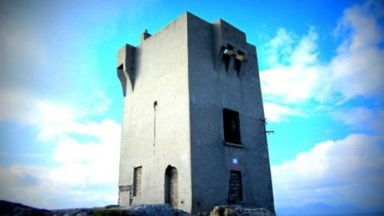 Lloyds Signal Tower Malin Head