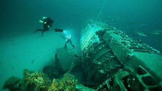 Malin Head - Best Place in Europe to Wreck Dive