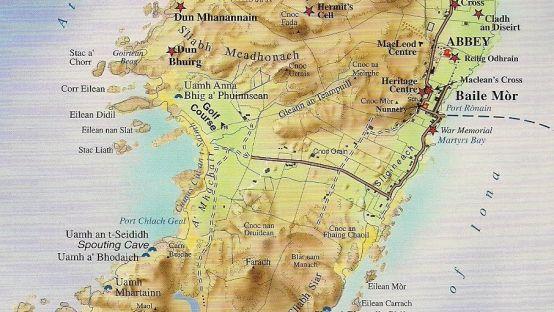 Image of the Island of Iona