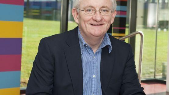 Pat Loughrey Portrait
