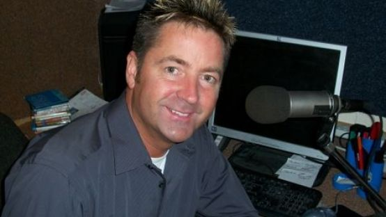 photo of popular broadcaster Shaun Doherty, Highland Radio