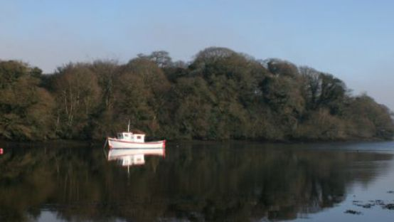 Image of Boat in Rathmullan