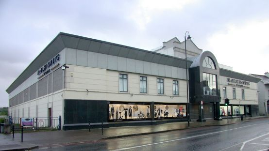McElhinneys Store Front