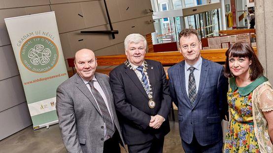 Four notable members of the diaspora to receive the 2019 Tip O'Neill Award