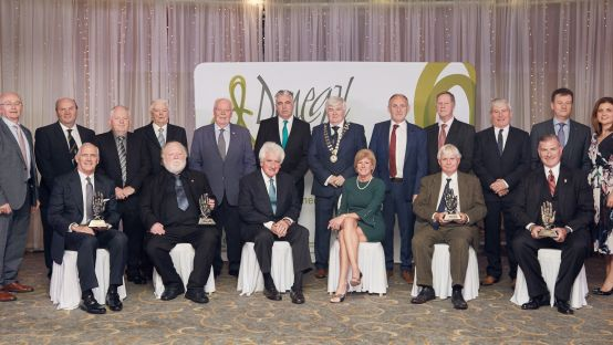 Tip O'Neill Irish Diaspora Awards Gala Ceremony 2019