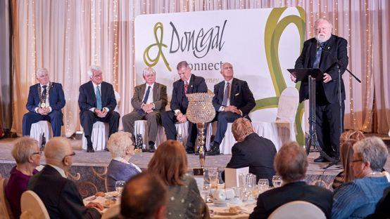 Four honoured with the Tip O' Neill Irish Diaspora Award 2019