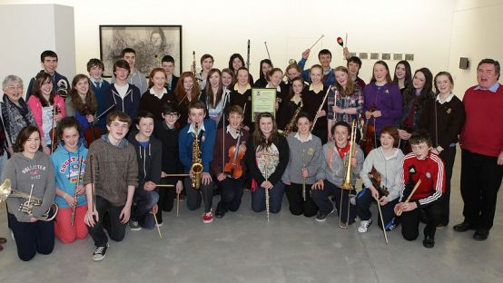 Image of theYouth Orchestra