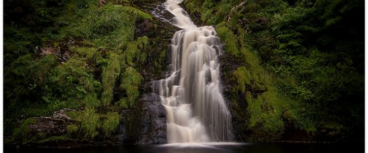 Donegal Waterfalls, courtesy of Stevie Toye, LKfoto Club