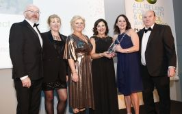Donegal Connect takes Best Tourism Initiative at the LAMA All Ireland Community & Council Awards