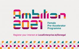 AMBITION PROGRAMME TO DEVELOP FEMALE ENTREPRENEURSHIP IN DONEGAL IS OPEN TO DIASPORA