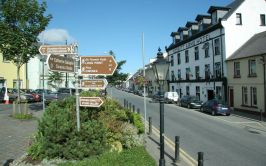 Image of Ardara town centre