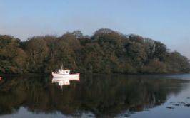 Image of Boat in Rathmullan