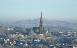 Image of Cathedral Spire, Letterkenny