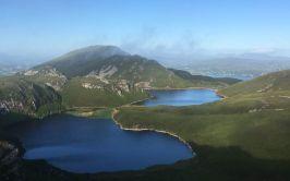 The Black lakes, Mulroy Bay courtesy of Mary Doherty