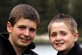 Image of Ronan and Conor McGarvey