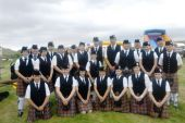 Image of Raphoe Pipe Band